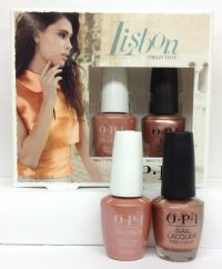 OPI Gel Duo - Made It To The Seventh Hill - Lisbon Collection